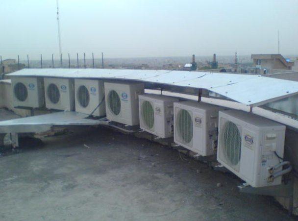 فروش کولر گازی در کرج | تعمیر تمامی برند های معتبر ایرکاندیشن ، کولر گازی و داکت اسپلیت